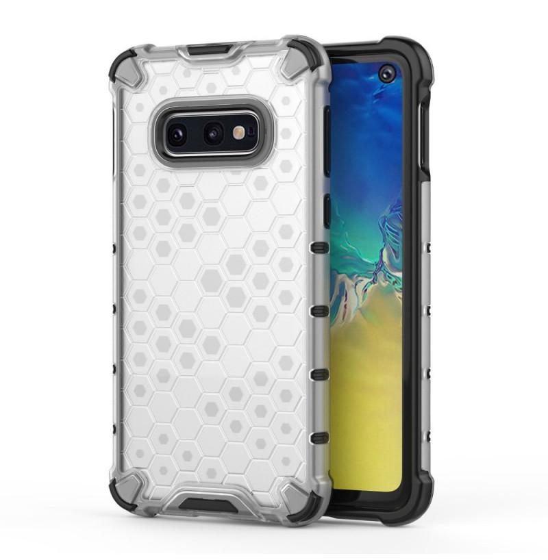 6153 - MadPhone HoneyComb хибриден калъф за Samsung Galaxy S10e