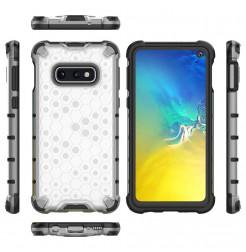 6155 - MadPhone HoneyComb хибриден калъф за Samsung Galaxy S10e