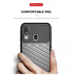 622 - MadPhone Thunder силиконов кейс за Samsung Galaxy A40