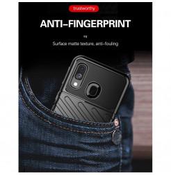631 - MadPhone Thunder силиконов кейс за Samsung Galaxy A40