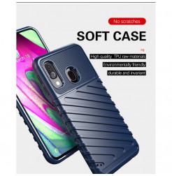 632 - MadPhone Thunder силиконов кейс за Samsung Galaxy A40