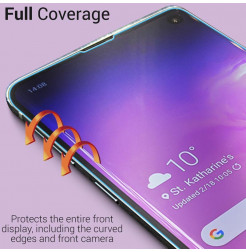 6359 - MadPhone Pet Full Cover протектор за Samsung Galaxy S10