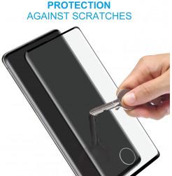 6384 - 3D стъклен протектор за целия дисплей Samsung Galaxy S10