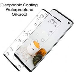 6391 - 5D стъклен протектор за Samsung Galaxy S10