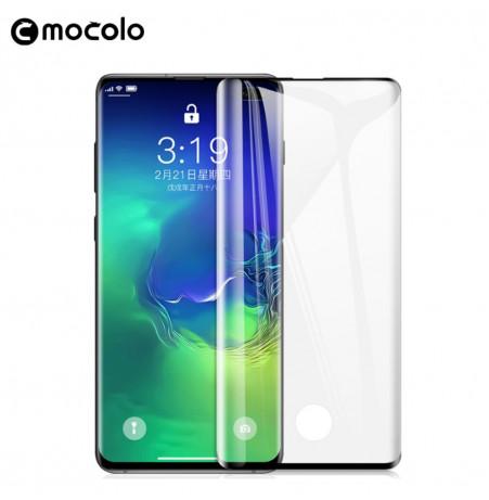 6395 - Mocolo 3D стъклен протектор за целия дисплей Samsung Galaxy S10