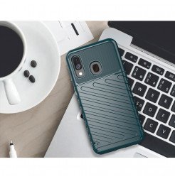 640 - MadPhone Thunder силиконов кейс за Samsung Galaxy A40