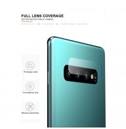 6414 - Стъклен протектор за камерата на Samsung Galaxy S10