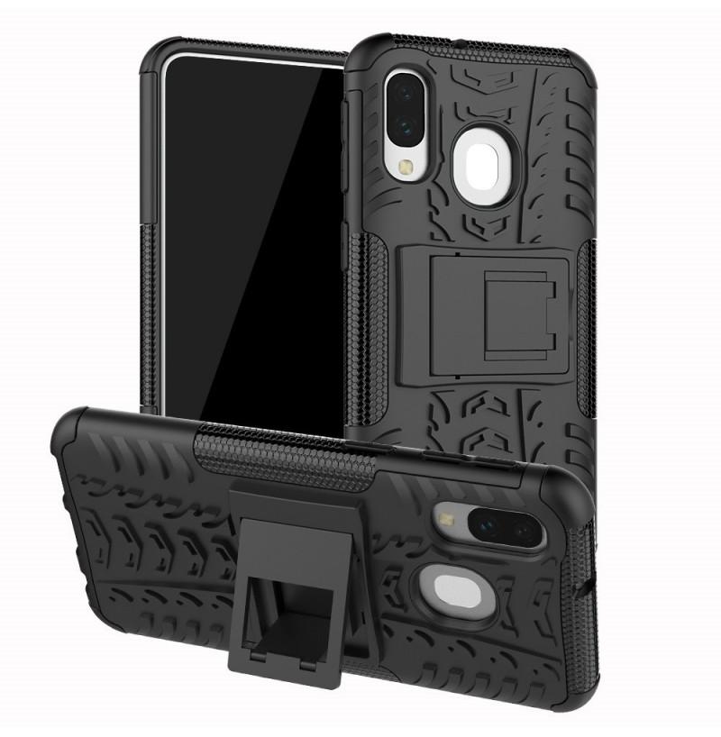 643 - MadPhone Armada удароустойчив калъф за Samsung Galaxy A40