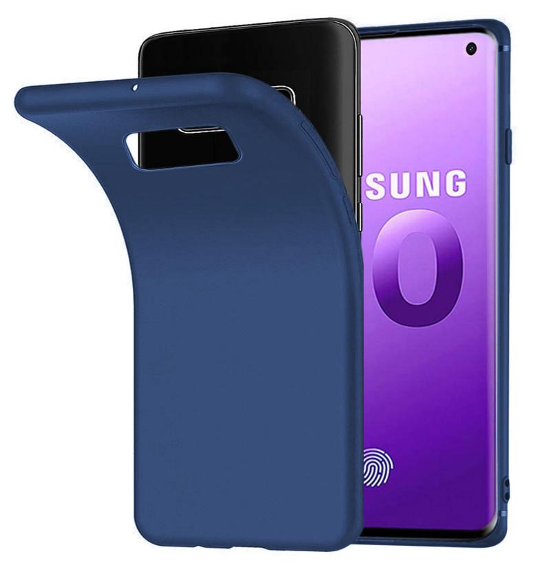 6506 - MadPhone силиконов калъф за Samsung Galaxy S10