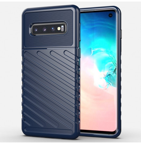 6548 - MadPhone Thunder силиконов кейс за Samsung Galaxy S10