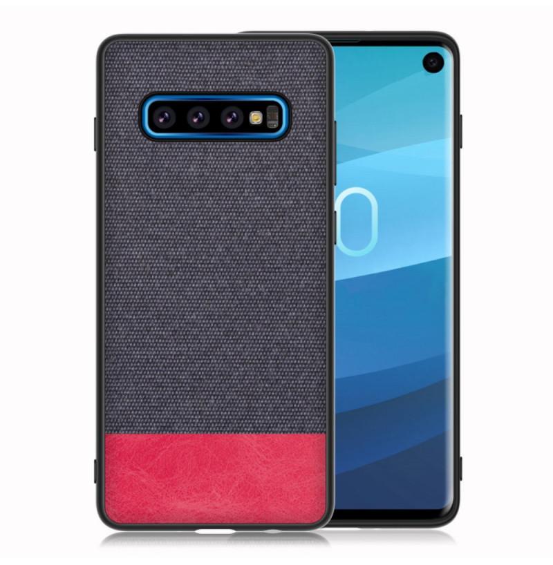 6624 - MadPhone Split кейс от плат и кожа за Samsung Galaxy S10