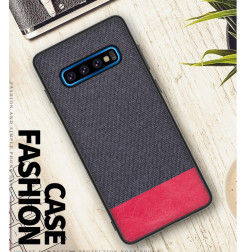 6625 - MadPhone Split кейс от плат и кожа за Samsung Galaxy S10
