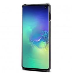 6630 - MadPhone кожен гръб за Samsung Galaxy S10