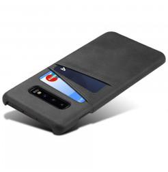 6632 - MadPhone кожен гръб за Samsung Galaxy S10