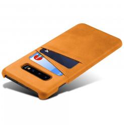 6648 - MadPhone кожен гръб за Samsung Galaxy S10