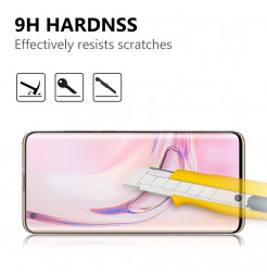 6662 - 3D стъклен протектор за целия дисплей Xiaomi Mi 10 / 10 Pro