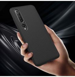 6674 - MadPhone релефен TPU калъф за Xiaomi Mi 10 / 10 Pro
