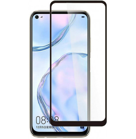 6720 - 3D стъклен протектор за целия дисплей Huawei P40 Lite