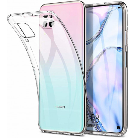 6726 - MadPhone супер слим силиконов гръб за Huawei P40 Lite