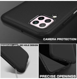 6759 - MadPhone релефен TPU калъф за Huawei P40 Lite