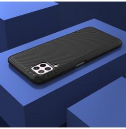 6761 - MadPhone релефен TPU калъф за Huawei P40 Lite