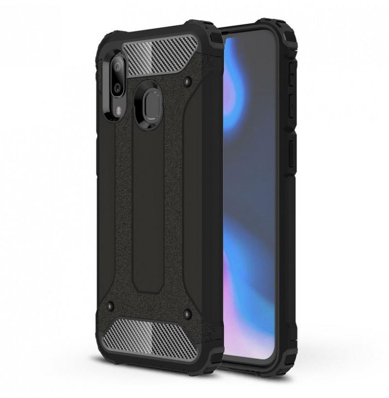 677 - MadPhone Armor хибриден калъф за Samsung Galaxy A40