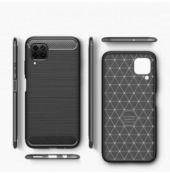 6773 - MadPhone Carbon силиконов кейс за Huawei P40 Lite