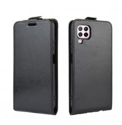 6852 - MadPhone Flip кожен калъф за Huawei P40 Lite