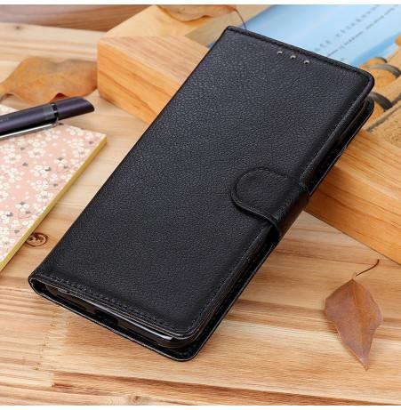 6863 - MadPhone кожен калъф за Huawei P40 Lite