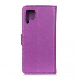 6882 - MadPhone кожен калъф за Huawei P40 Lite