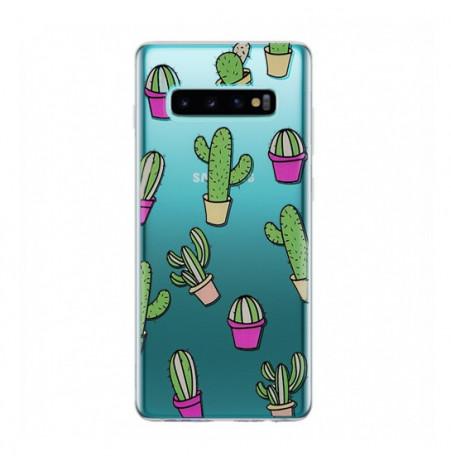 6895 - MadPhone Art силиконов кейс с картинки за Samsung Galaxy S10