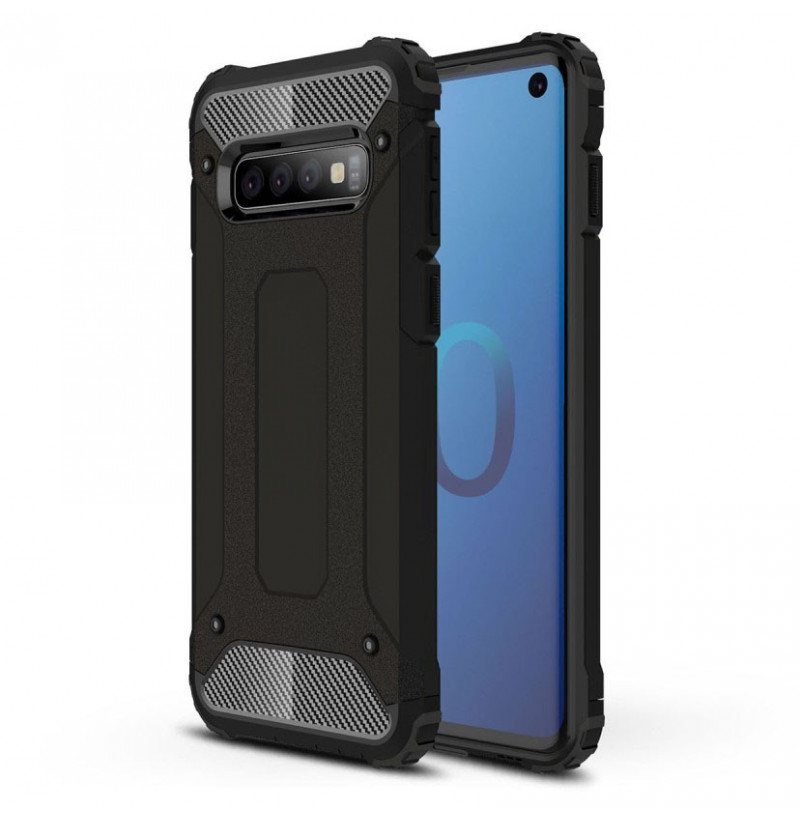 6929 - MadPhone Armor хибриден калъф за Samsung Galaxy S10