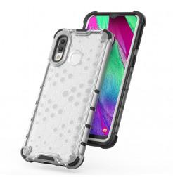 696 - MadPhone HoneyComb хибриден калъф за Samsung Galaxy A40