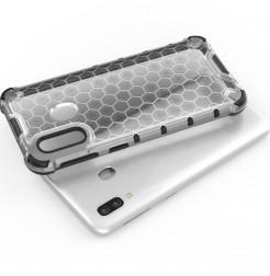 698 - MadPhone HoneyComb хибриден калъф за Samsung Galaxy A40