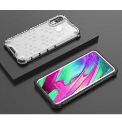 700 - MadPhone HoneyComb хибриден калъф за Samsung Galaxy A40