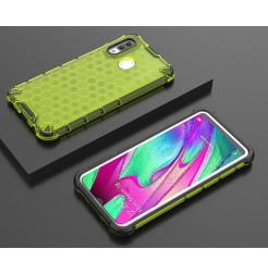 708 - MadPhone HoneyComb хибриден калъф за Samsung Galaxy A40