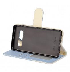 7093 - MadPhone Split кожен калъф за Samsung Galaxy S10
