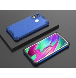715 - MadPhone HoneyComb хибриден калъф за Samsung Galaxy A40