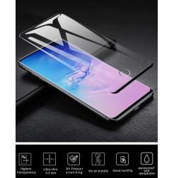 7166 - 3D стъклен протектор за целия дисплей Samsung Galaxy S10+ Plus