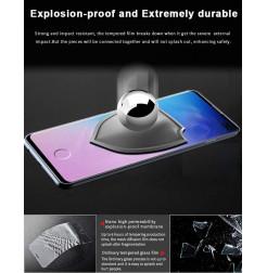7167 - 3D стъклен протектор за целия дисплей Samsung Galaxy S10+ Plus