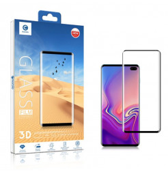7181 - Mocolo 3D стъклен протектор за целия дисплей Samsung Galaxy S10+ Plus