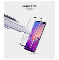 7182 - Mocolo 3D стъклен протектор за целия дисплей Samsung Galaxy S10+ Plus