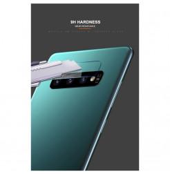 7195 - Стъклен протектор за камерата на Samsung Galaxy S10+ Plus