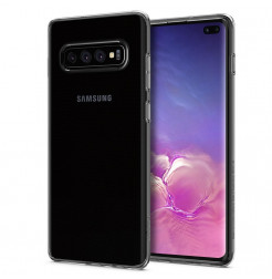 7229 - Spigen Liquid Crystal силиконов калъф за Samsung Galaxy S10+ Plus