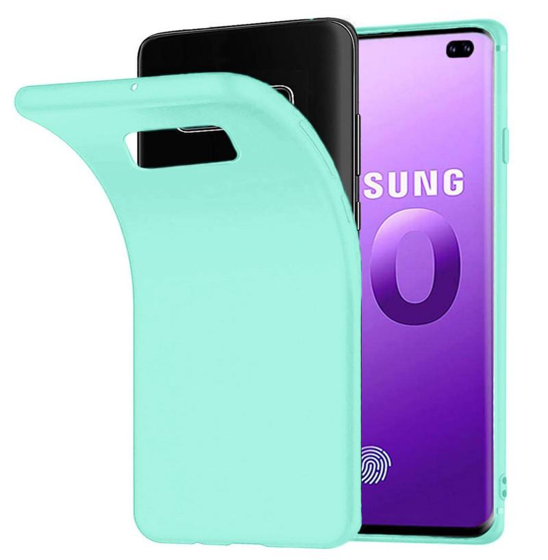 7256 - MadPhone силиконов калъф за Samsung Galaxy S10+ Plus