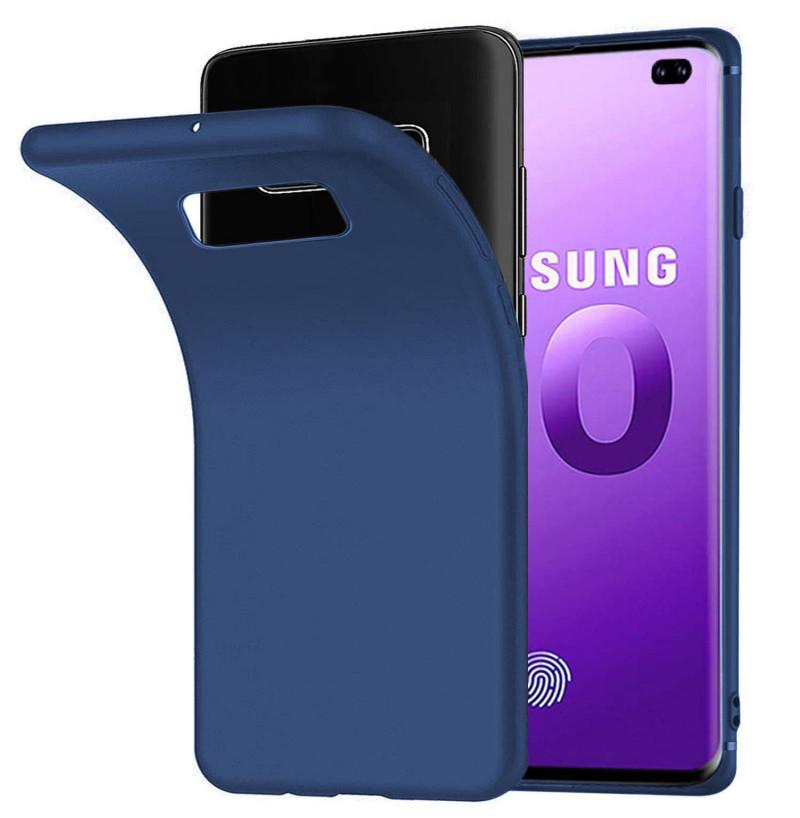 7268 - MadPhone силиконов калъф за Samsung Galaxy S10+ Plus