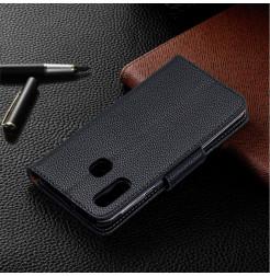 728 - MadPhone кожен калъф за Samsung Galaxy A40