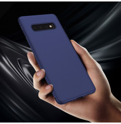 7297 - MadPhone релефен TPU калъф за Samsung Galaxy S10+ Plus