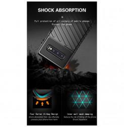 7309 - MadPhone Thunder силиконов кейс за Samsung Galaxy S10+ Plus