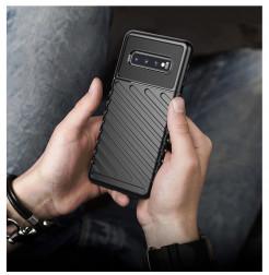 7318 - MadPhone Thunder силиконов кейс за Samsung Galaxy S10+ Plus